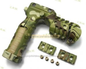 Dytacs Multipurpose Flashlight Mount ( Multicam )